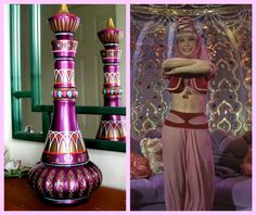 I Dream of Jeannie - the bottle where Jeannie lives.