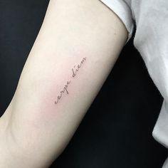 157 Mejores Imágenes De Tatuajes Carpe Diem En 2019 Tattoo Ideas