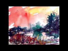 A collection of my watercolor paintings that was painted in December 2013 Hope you enjoy!
