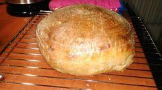Pšenično - žitný kvasový chléb