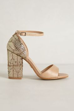 Zari Pumps - anthropologie.com