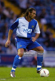Lorenzo Amoruso - Blackburn Rovers
