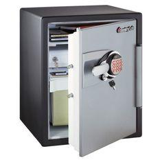 Sentry Safe 2-Hour UL FireWater Data Safe - 2.0 cubic feet