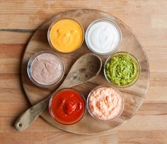 Andrea Buckett shows us three sauces the modern day cook can use in their meals. Chef Recipes, Sauce Recipes, Healthy Recipes, Sauces, Good Food, Yummy Food, Portuguese Recipes, Food Waste, Spring Recipes