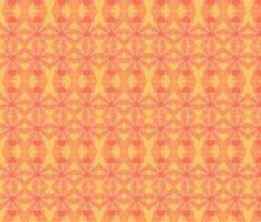 Radiant Beauty fabric by katiame on Spoonflower - custom fabric