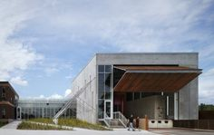UMD Swenson Civil Engineering Building / Ross-Barney Architects | ArchDaily