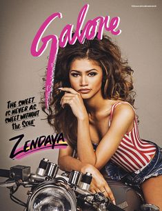 Zendaya proves she's a force to be reckoned with in her new cover story.
