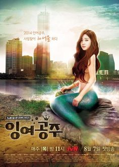 Speaking of mermaids... Surplus Princess! Kdrama. A mermaid becomes human with just 100 days to gain true love or she'll disappear. She aims for the cefs affections while moving into a boarding house. WHAT AN AWESOME BLEND OF ROMANCE AND COMEDY. Seriously. I enjoyed the entire ride. I thought the last 20 minutes of the last episode were a bit confused, but I can overlook it. I loved both love interests and the secondary characters made this amazing. The whole cast shined.