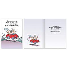 Greeting Card 'Birthday' www.lambertpaint.com