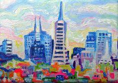 San Francisco Colors - By Morgan Ralston, 2013.