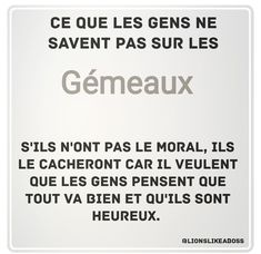 Gemini, French Quotes, Astrology Signs, Zodiac, Funny Pictures, Horoscopes, Images, Unique, Baby