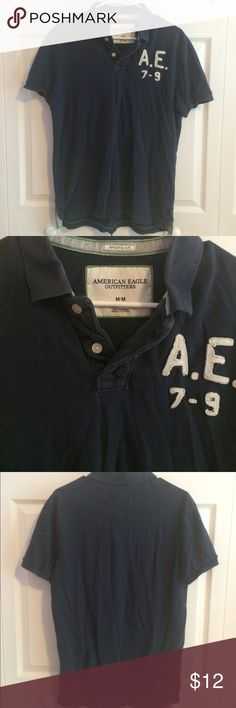 AE Mens Polo Shirt Great condition, Mens size M American Eagle Outfitters Shirts Tees - Short Sleeve