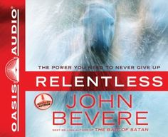 "Christians were never meant to ""just get by."" You were created to rise above adversity and display greatness! In this compelling audio book, best-selling author John Bevere explores what it takes to finish well. More than a strategy for survival, Relentless offers you a fresh new mind-set, one that enthusiastically declares with the apostle Paul, ""I delight in difficulties."" Its biblically grounded truths will equip you to flourish in every season of life."