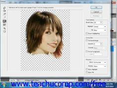 Learn how to adjust pixel selections in Adobe Photoshop at www.teachUcomp.com. A clip from Mastering Photoshop Made Easy v. CS5. http://www.teachucomp.com/free - the most comprehensive Photoshop tutorial available. Visit us today!