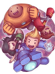 Bravest warriors on cartoon hangover! Oh my god my obsession over cartoons is like huge