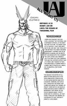 Boku no Hero Academia 0 Page 6