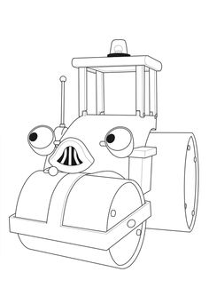 Bob The Builder Coloring Pages 2 Coloring Book Pages, Coloring Sheets, Boy Printable, Printables, Construction For Kids, Bob The Builder, Coloring Pages For Kids, Kids Coloring, Pbs Kids