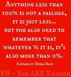Inspirational quote via www.Facebook.com/KnowYouAreEnough