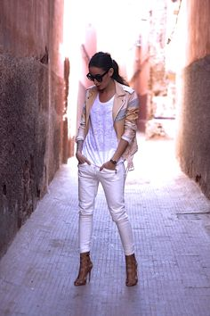camel and white