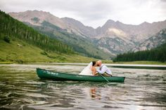 canoe for two <3