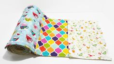 Unpaper Towels Reusable Paper Towels by TheCuriousMorticia on Etsy