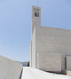 St-Elie Church by Maroun Lahoud