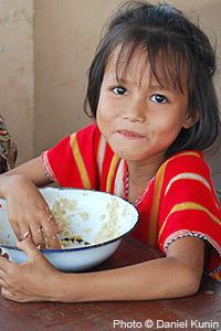 Protect & Feed Burma's Schoolchildren at The Hunger Site - Help feed a child for $10 a month!