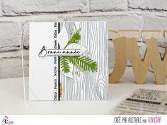 "Australe : #Tampons et #matrices de coupe #dies #4enSCRAP ""Meilleurs #voeux 3"" #hiver #scrapbooking #DIY #loisirscréatifs #carte #carterie Scrapbooking Diy, Tampons Transparents, Invitation, Pixies, Happy New Year, Greeting Cards, Cutaway, Invitations, Reception Card"