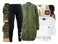 """"""""""" by xbad-gyalx ❤ liked on Polyvore featuring Charlotte Russe, Speck, Casio, Stampd, CÉLINE, adidas, 6397, NIKE and Dutch Basics"""