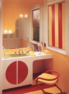 CARI Stream — Bathroom for House Beautiful magazine- Alan...