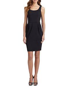 Armani Collezioni - Featherweight Wool Dress