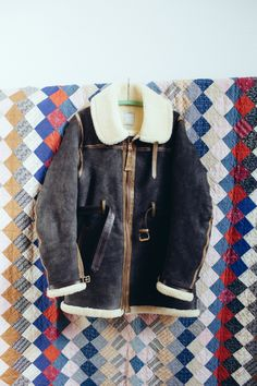 Okay move over Acne, I'm all about this Visvim jacket now (from @W I L L Voelker Yan)