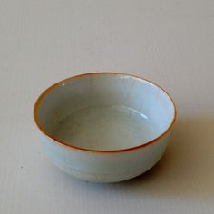 A still life of one Japanese cup.