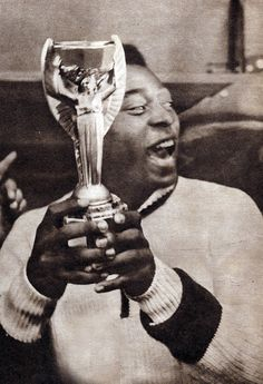 Pele - Throughout his 15 years spent at the Brasil's national team Pele managed to break hundreds of records.