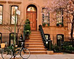 New York City, Perry Street
