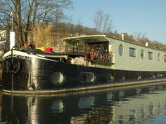 French Houseboat...