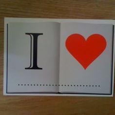 Jeg elsker sjove ord! Hvad elsker du? ................................