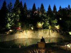 lighting custom landscape lighting on pinterest landscape lighting