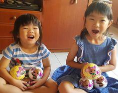 Happy girls .. #happymemories #myfirstborn #lifeofmom #mummyproud #mummylove #lifeissimple #2ndborn #sistersforlife #sistersforever #lolsurprisedolls #lolsurpriseglitterseries #lolsurpriseconfettipop
