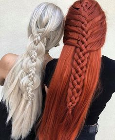 Items customers added to Wish Lists and registries most often in Hair Replacement Wigs Pretty Hairstyles, Girl Hairstyles, Braided Hairstyles, Amazing Hairstyles, Five Strand Braids, Top Braid, Viking Hair, Cool Hair Color, Braid Styles