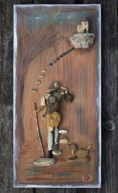 Egy magyar lány zseniális képeket készít kövekből | Zacc - minden, ami már leülepedett bennem...