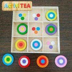Clasificar - activiTEA Autism Activities, Montessori Activities, Craft Activities For Kids, Preschool Crafts, Crafts For Kids, Pediatric Occupational Therapy, Public School, Pediatrics, Kids Learning