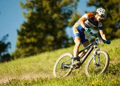 Get Over It: Clear Any Log | Bicycling