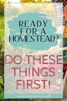 Want to do more and buy less? How about eat better and live longer? Then you might just want to start a homestead. Get prepared before you begin and you will find more joy in the journey rather than frustration.  Simple yet important things that ensure you dive into your homesteading journey with your eyes wide open. #homesteading #homestead #farming #gardening #goats #chickens Taken Before, Farm Projects, Urban Homesteading, Backyard Farming, Tool Sheds, Hobby Farms, Live Long, Simple Living, Goats