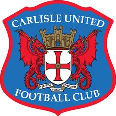 The latest news from Carlisle United. Check fixtures, tickets, league table, club shop & more. Plus, listen to live match commentary. English Football Teams, British Football, Chelsea Football, Carlisle United Fc, Fifa, Football Team Logos, Soccer Teams, Sports Logos, Soccer Logo