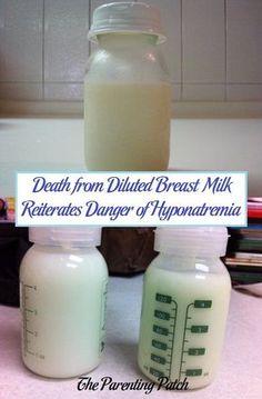 Fat breast milk