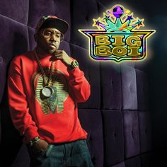 Live performance by Big Boi from SOB's in NYC. Watch it streaming live on December 10th.