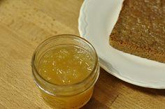 finished apple-ginger jam by Marisa   Food in Jars, via Flickr