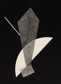 László Moholy-Nagy, Konstrucktionen 6 Kestner-Mappe, 1923