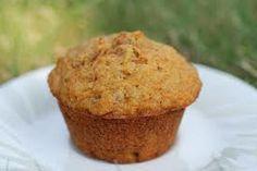 Muffins de Zanahoria y Nuez